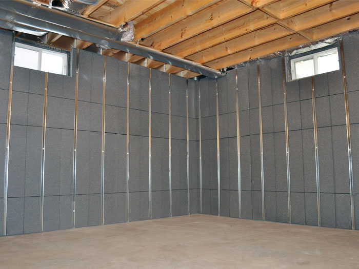 Basement Wall Panels In Manchester Boston Lowell Massachusetts Simple Basement Remodeling Boston