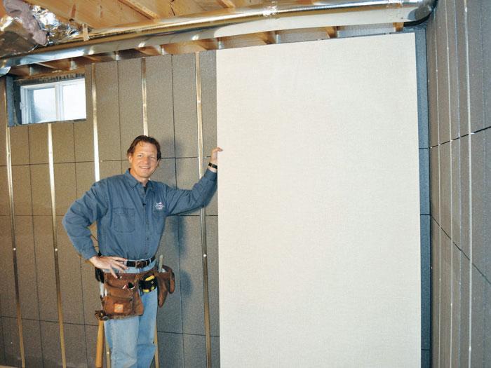 Wall Insulation Home Depot basement wall panels in manchester, boston, lowell, massachusetts