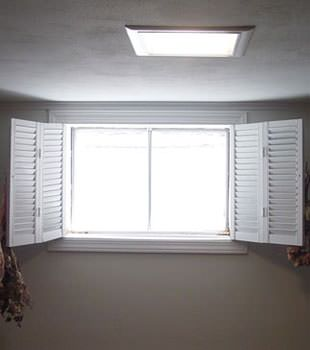 Basement Window installed in Marlborough, Massachusetts & New Hampshire